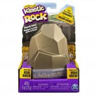 Kinetic Sand Rock 6036215 - Confezione Roccia Oro