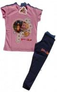 MASHA E ORSO maglietta e pantalincini bambina completo anni 6 colore.rosa /blu
