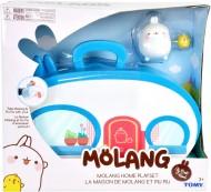 Molang - Casa 3 in 1 con Personaggio di Rocco Giocattoli L66032