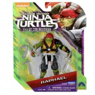 Tartarughe Ninja Movie– Fuori Dall'Ombra – Raffaello personaggio 12 Cm TUV71000