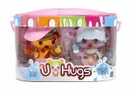 U-Hugs  - Bambola Snowgirl e Fruiter di Giochi Preziosi UHU16000
