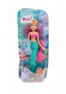 Winx Fairy Mermaid Bambola Flora, Coda Cambia Colore di Giochi Preziosi WNX26000