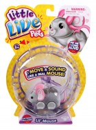 Little Live Pets Lil' Mouse Topolitos - Smooch