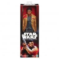 HASBRO Star Wars Ep.7 Personaggi 30cm. Finn Jakku B3908 B3910