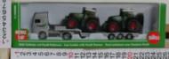 Siku camion trasporto trattore Fendt