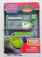 !!!! Chuggington  !!!! MEGA BLOKS Chuggington Koko - personaggio da montare COD 96600 - 96602 JOUETS , giocattoli , toys , BRINQUEDOS , JUGUETES