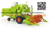 NOREV LIMITED EDITION TREBBIA CLAAS SCALA 1/32 CLAAS SENATOR 1008
