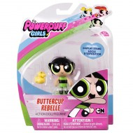 Powerpuff Girls 6028017 Powerpuff Girls - Le Superchicche Buttercup Rebelle