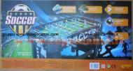 Giochi Preziosi Calcetto Soccer BLACK -  calcio balilla ( dimensioni 121x85x81 ) VVL1074