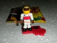 !!!! GIOCATTOLI MINIOMINI !!!! PERSONAGGIO OMINI O-MINI PERSONAGGIO CASKO ,GIOCATTOLO COMPATIBILE CON LEGO COD 404010