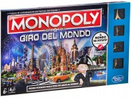 Hasbro - Monopoly Giro Del Mondo Gioco da Tavolo 5010994879914