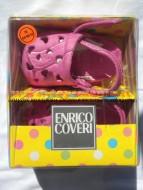 !!! Novità 2012 Scarpe !!!! , scarpine neonato tipo Crocs di Enrico Coveri colore fucsia in varie misure in offerta