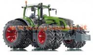 WIKING trattore WIKING N. 7323 SCALA: 1/32 TIPO:  FENDT 939 GEMELLATO PRECISION