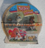 GIOCHI PREZIOSI !!!!TOFFEE E FRIENDS!!! EMOTION PETS PERSONAGGI PONY PEPPERMINT E TOFFEE IN BLISTER 2 PEZZI COD 15007