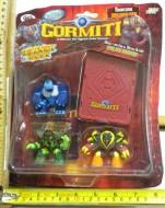 Gig Gormiti blister 3 pz Elemental Fusion 4 ass