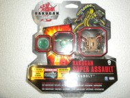 !!!nuovissimi !!!!!Bakugan - Super Assault ,bakugan gundalian invaders modello super assault BAKUBOLT cod 12508