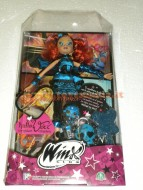 !!!!HALLOWINX!!!! HALLO WINX NOVITA'  PERSONAGGIO BLOOM  CON SPECIALE LOCCHETTO CON IL TESCHIO MONSTER MISSION COD 13115
