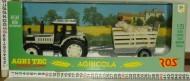 ROS trattore Lamborghini + trasporto mucca