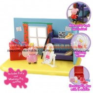 Peppa Pig's Activity Playset - Dress Up