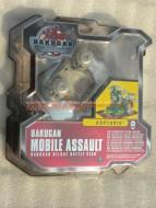 !!!!! NOVITA'  !!!!!BAKUGAN MACCHINE DA  ASSALTO MOBILE ASSAULT BAKUGAN DELUXE BATTLE GEAR MODELLO  KOPTORIX  GRIGIO  COD 12518