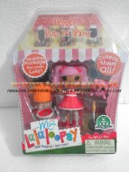 LALALOOPSY NUOVA SERIE !!!! MINI LALALOOPSY !!! PERSONAGGIO Pepper Pots 'N' Pans ,COD 12152