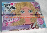 VERY BELLA MAKE-UP ARTIST BOOK MODELLO SCUOLA COD 15077