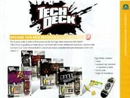 Giochi Preziosi Tech Deck Miniscate U.S.A