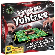 Hasbro - World Series of Yahtzee (in italiano)