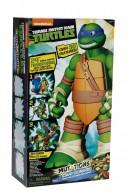 Giochi Preziosi Playset Gigante Turtles Tartarughe Ninja Leonardo 24