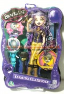 !!! NUOVE BRATZILLAZ !!! GLAM GETS WICKED COD.2093 !!  YASMIN CLAIRVOYA , YASMINA CLAIRVOYA , WINKERS !!! toys , BRINQUEDOS ,JUGUETES , JOUETS , giocattoli