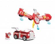 Paw Patrol Veicoli Flip and Fly con Personaggio Marshall di Spin Master 6037883