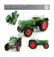 Universal Hobbies Fendt Farmer 3S – 2WD UH 5270 scala1/32