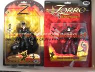 Zorro offerta 2 pezzi serie completa ZORRO IL LANCIATORE DI PUGNAL e Gig Zorro lancia pugnali Zorro giocattolo toys , BRINQUEDOS ,JUGUETES , JOUETS , giocattolo