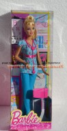 Barbie infermiera , Barbie career dolls di Mattel MBFP99 - BDT23