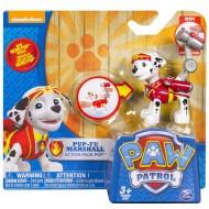 Paw Patrol Hero Action Pup-Fu Marshall 6026592 di Spin Master