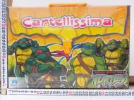 Cartellissima turtles , tartaruga ninja