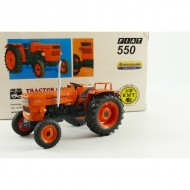TRATTORE - TRACTOR - TRACTEUR FIAT 550 2rm HMT2015 REPLICAGRI 1/32 RE132