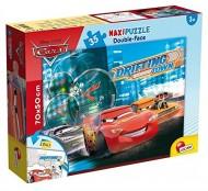 Cars Puzzle Doppia Faccia Supermaxi, 35 Pezzi di Lisciani Giochi 48144 double-face