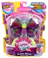 Little Live Pets 28055 - Farfalla che muove le ali - amriposa - jungle fashion