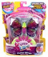 Little Live Pets 28055 - Farfalla che muove le ali - amriposa - jungle fashion