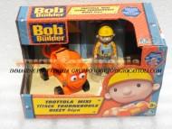 GIG !! BOB THE BUILDER!!!! , BOB AGGIUSTATUTTO PERSONAGGIO TROTTOLA , MIXI , TOURNEBOULE , DIZZY , toys , BRINQUEDOS ,JUGUETES , JOUETS , giocattoli COD 470632