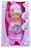 Nenuco Bambola che Piange, 30 cm, Rosa di Famosa 700012663