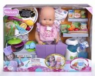Bambola Nenuco Baby Chef con accessori di Famosa 700012386