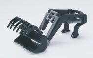 Bruder 03333 Benna per trattori PREMIUM-PRO serie 03300 [ cod 03333 ]