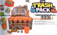 THE TRASH PACK I PATTUMEROS OFFERTA SERIE COMPLETA 30 BIDONI IN DISPLAY NCR 06521