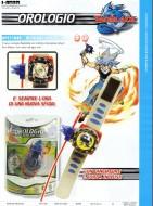 Giochi Preziosi Beyblade orologio con lanciatore