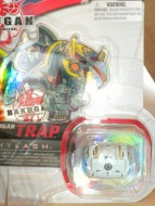 Giochi Preziosi Bakugan Trappola serie 2 modello 3 HYLASH