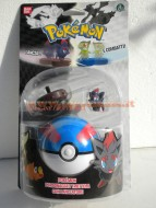 !!!GIOCHI PREZIOSI!!! NUOVISSIMI POKEMON BIANCO E NERO , POKEMON BLACK AND WHITE  ZORUA E GREAT BALL CON LANCIATORE COD 85985