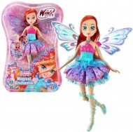 Winx Club Bloom Bambola Magical Enchantix Spinning  di Giochi Preziosi WNX65000