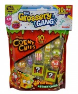 Grossery Gang  - Corny Chips di Simba 109291002 ( verrà spedito un modello casuale)